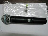 Micrófonos inalámbricos UHF  solo un micrófono  sin receptor SLX