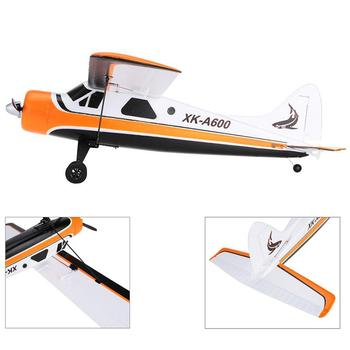 LeadingStar XK A600 XK-A600 5CH 2.4G Brushless Motor 3D6G RC Airplane