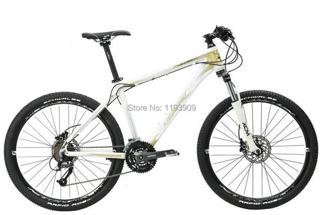 Upland Leader 500 Hardtail Mountain Bike,27Speed,ShimanoDiscBrakes ...