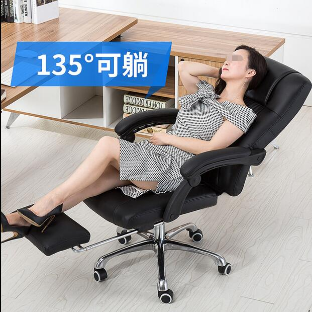 Home office computer chair massage chair USB charging port staff office chairs office chair multi functional chair senior net cloth chair the manager chairs