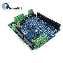 TB6612 двигатель/шаговый/сервопривод/робот щит PCA9685 для Arduino IEC v2 комплект w/Драйвер pwm