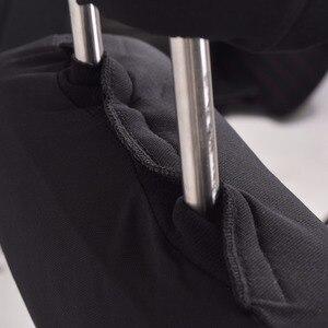 Image 3 - Чехлы на передние Автомобильные сиденья, модный стиль, универсальные автомобильные аксессуары, автомобильный стиль