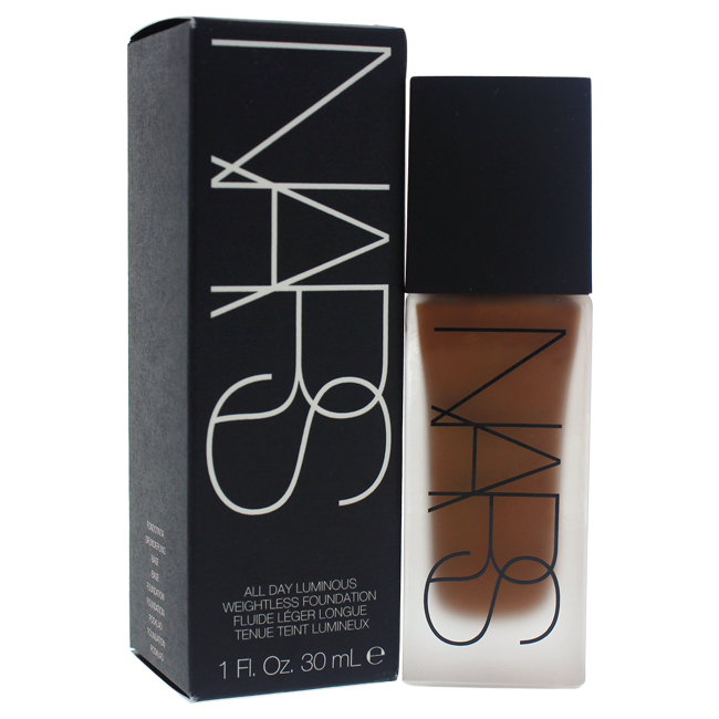 All Day Luminous Weightless Foundation - # 3 Benares/Dark by NARS for Women - 1 oz Foundation nars