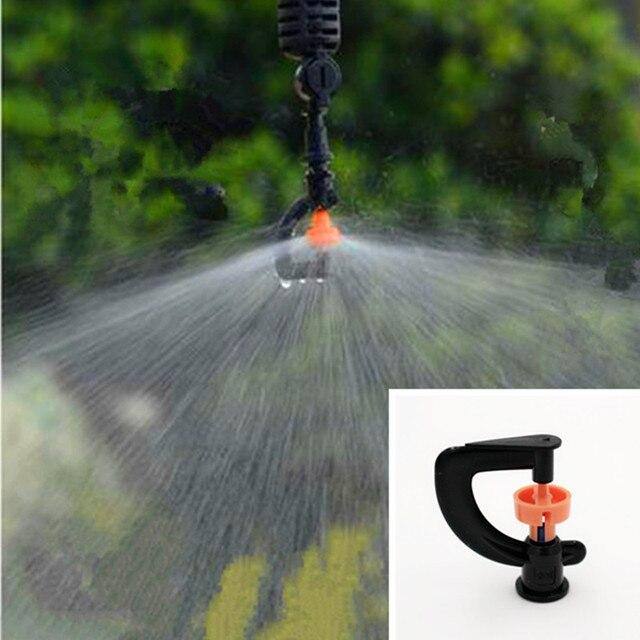 360 Grad Rotary Sprinkler Automatische Bewasserung Sprayer Garten