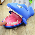 Large Bite Finger Shark Mouth Crocodile Dentist Game Funny Play Novetly Teeth Toys Gags & Practical Jokes Children Kids Gifts