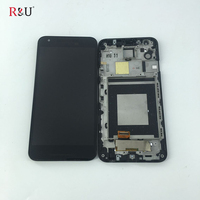Used Parts LCD Display Touch Screen Glass Panel Digitizer Assembly With Frame Replacement For Google Nexus