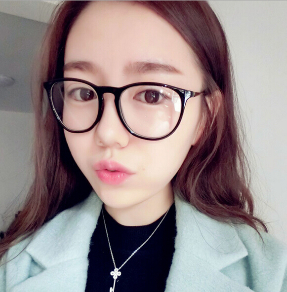 Classical Korean Eyeglasses Frame Brand For Women Fashion