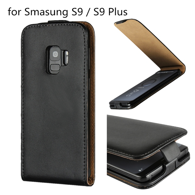 sports shoes 50473 d1850 US $7.59 24% OFF|Clamshell phone case for Samsung Galaxy S9+ Plus G965F  leather case Magnetic adsorption flip coevr case for Samsung S9 G960F-in  Flip ...