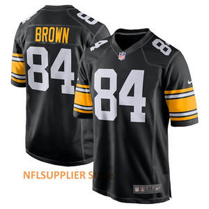 01ed8c11c 2018 New Arrival Youth s Antonio Brown 84 Game and Vapor Untouchable  Limited Jersey Football Player Sport Shirt