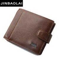 Genuine Leather Passport Holder Men Wallet With Passport Cover Pouch Case Pocket Coin Pocket Card Holder