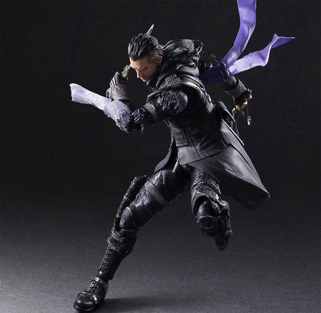 Фигурка Final Fantasy VII NYX Ульрик 27 см