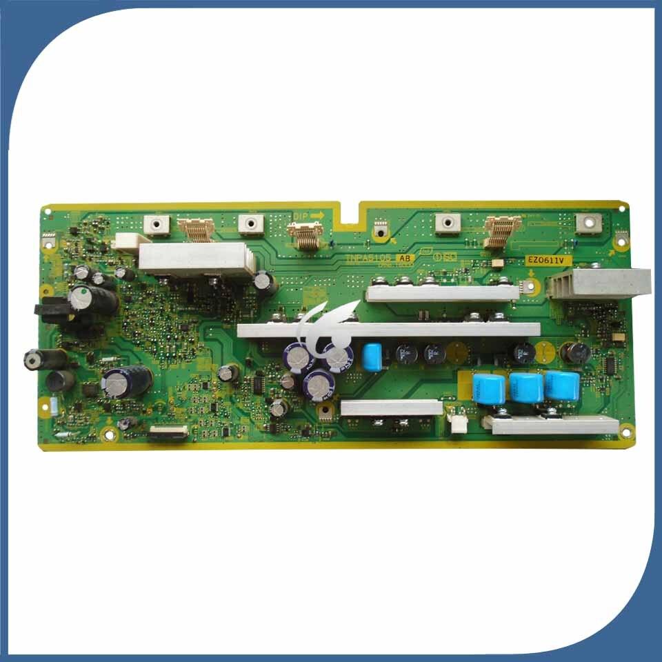 D'origine pour Carte Tampon TH-P42X10C Y conseil SC conseil TNPA5105 AB TNPA5105AB utilisé