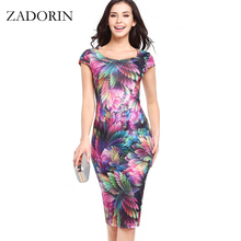 Clothing dames Dot Bodycon