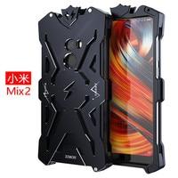 Zimon Luxury Doom Heavy Duty Shock Armor THOR Metal Aluminum Phone Protect Cases For Xiaomi Mi