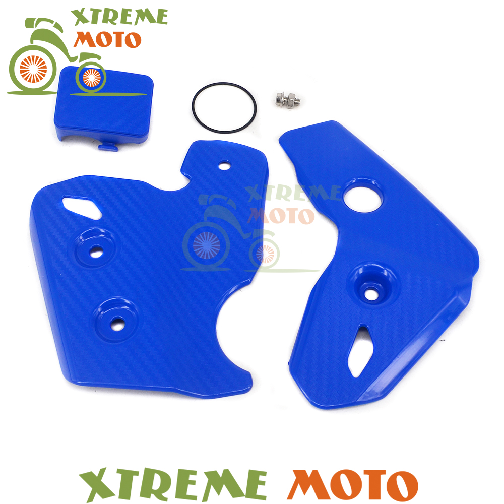 Motorcycle Frame Guards Cover For Kawasaki KLX250 D-Tracker 1993 - 2016 1994 1995 1996 1997 1998 1999 2000 2001 2002 2003 2004 эско мауно скутеры 1993 2002 гг