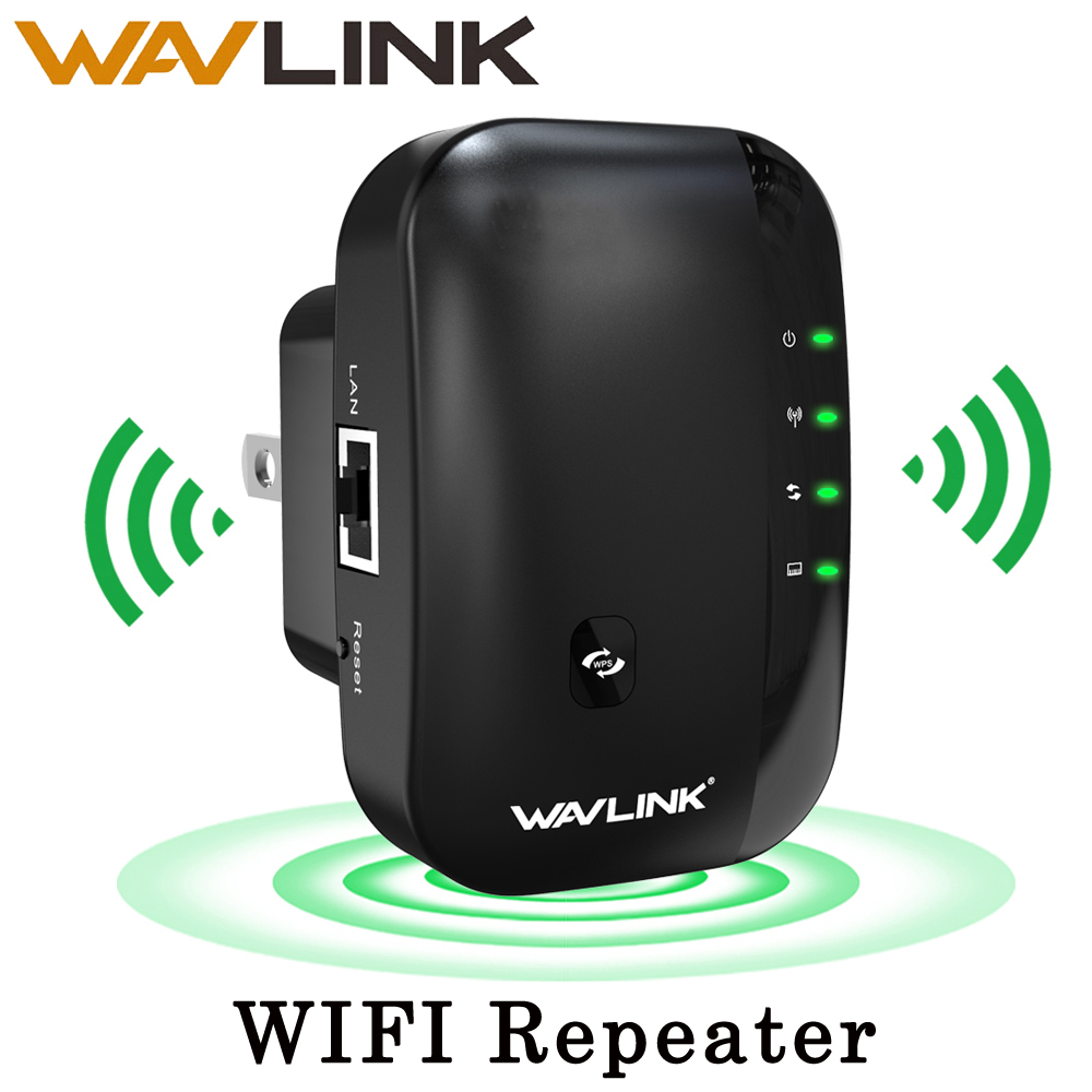 Wavlink WiFi Repeater Wifi Extender 300Mbps Wi-Fi Amplifier 802.11N/B/G Booster Wi Fi Repetidor Access Point Long Range Extender