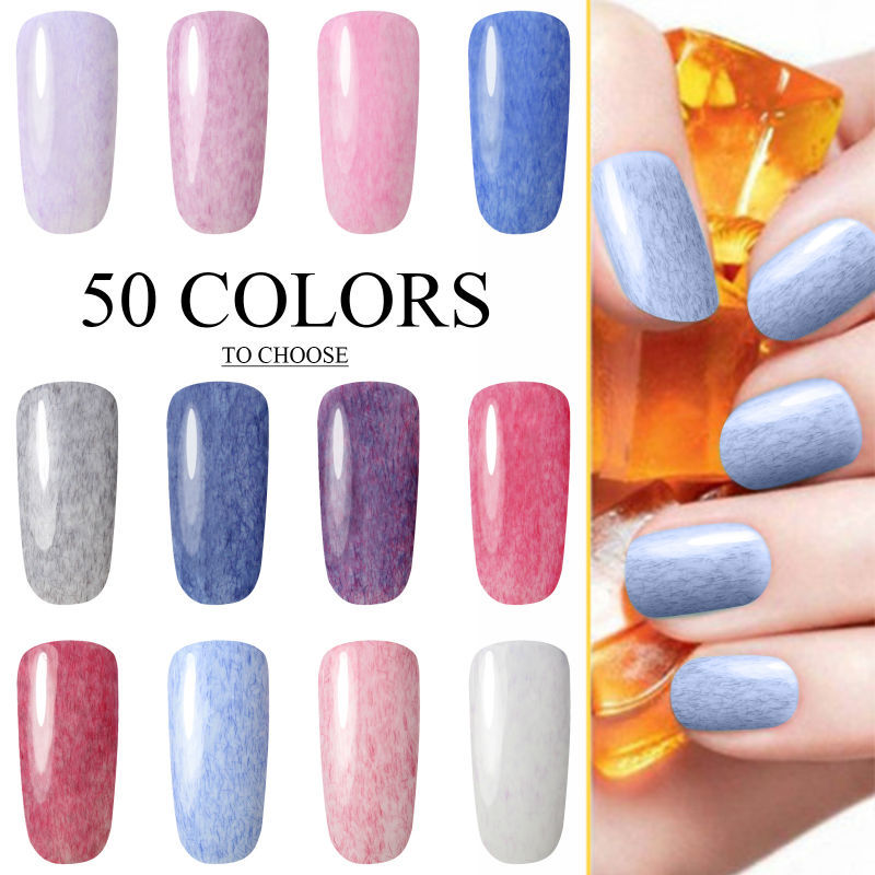 Perfect Summer UV Gel Nail Polish Long Lasting Gel Lacquer Fur Style ...