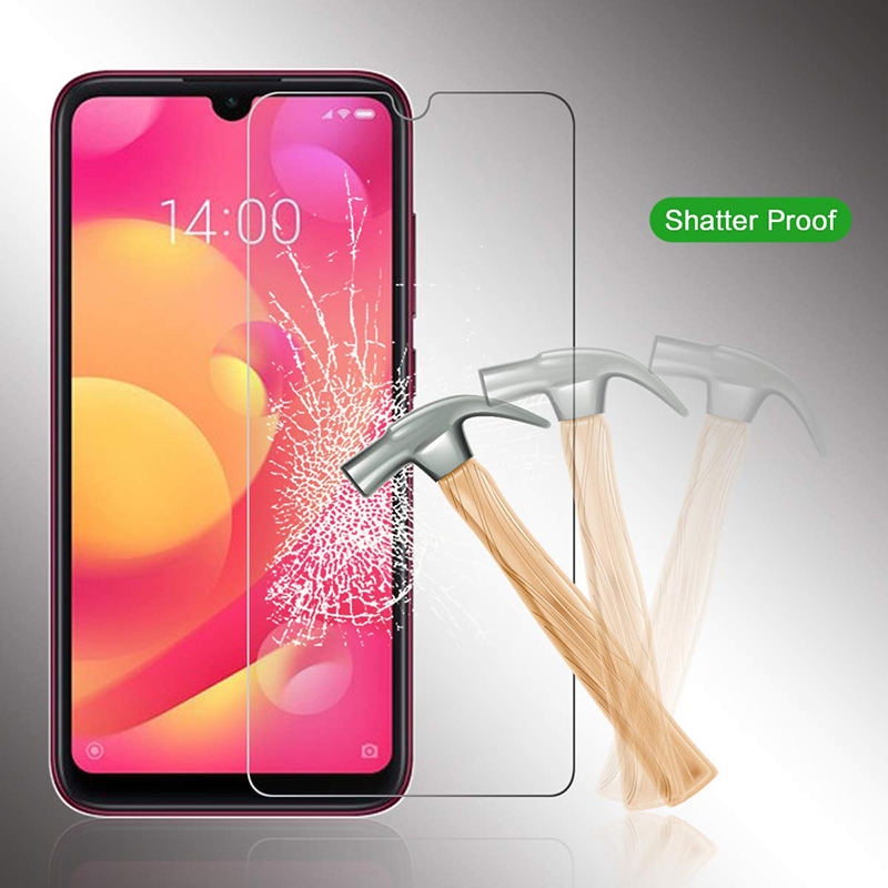 Image 3 - 2Pcs Tempered Glass For Xiaomi Mi Play Screen Protector 9H 2.5D Phone On Film Protective Glass For Xiaomi Mi Play Glass-in Phone Screen Protectors from Cellphones & Telecommunications