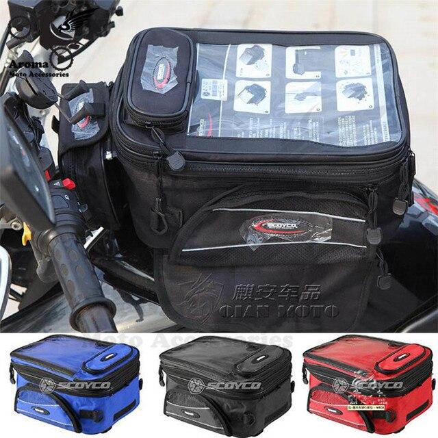 4754f7cd2a21 magnet installation motorbike saddlebag universal for honda suzuki Kawasaki  part motorcycle saddle bags universal moto tank bag