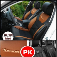 For Hyundai Tucson 2015 2016 Car MATS set Two kinds of color can choose Car Styling Accessories