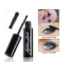 MENOW 3D black Mascara Fiber graft lengthening Thick and long curling waterproof not blooming Eyelash growth liquid  M314