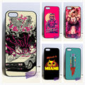 hotline miami 7 fashion cell phone case cover for iphone 4 4s 5 5s 5c SE 6 6s plus 7 plus #N5732