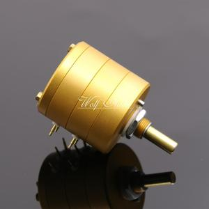 Image 4 - New 24 Steps Dual Channel Serial Type Volume Potentiometer Vishay Dale Resistors For Amplifier