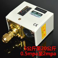 HS220 02 Adjustable High Temperature Boiler Steam Pressure Switch Controller Automatically Gas Liquid Water