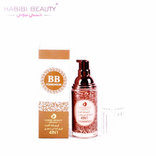 Habibi beauty Brand Makeup Base Face Liquid Foundation Concealer Whitening Oil-control Waterproof Liquid foundation