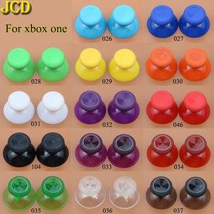 Image 1 - JCD 2pcs 3D Analog Joystick Grip Cap for XboxOne Controller Analogue JoyStick Cover Mushroom