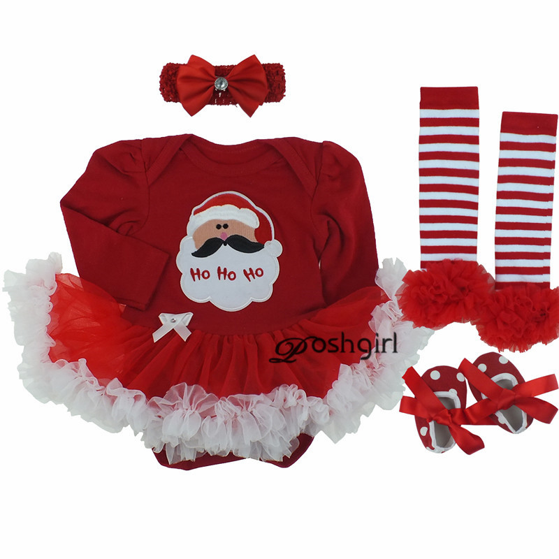 Infant Baby Girl Suumer Suit Novelty Costume Baby Christmas Clothing Sets Bebe Rompers Birthday Party Cosplay