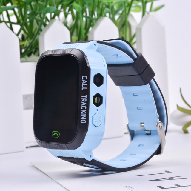 Facebook Smart Watch For Kids Safe LBS SOS Camera SIM Call Baby Wristwatch Waterproof Gift For Children GPS PK DZ09 A1 Men Women 2