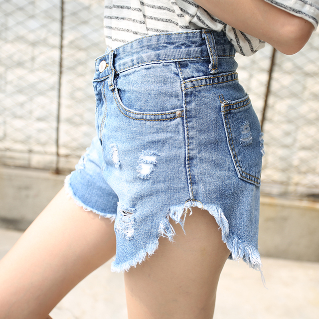 Image result for jean shorts