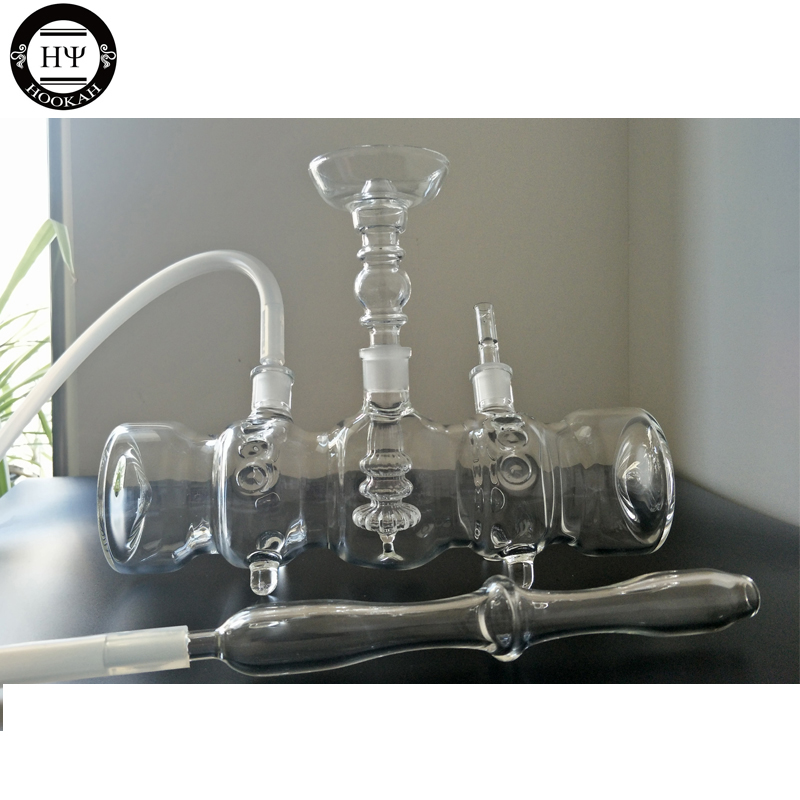 Nouvelle unique de luxe MP5 de noël édition shisha narguilé conception aux ETATS-UNIS haut niveau narguilé pipe à eau tabac bol pour lavoo