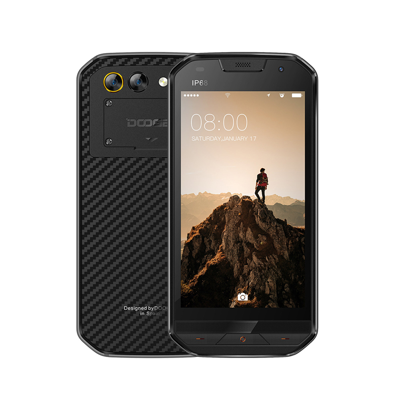DOOGEE S30 IP68 waterproof shockproof phone 2GB 16GB 5 0inch HD Quad core 4G Smartphone Android
