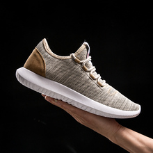 Brand Men Casual Shoes Lightweight Breathable Flats