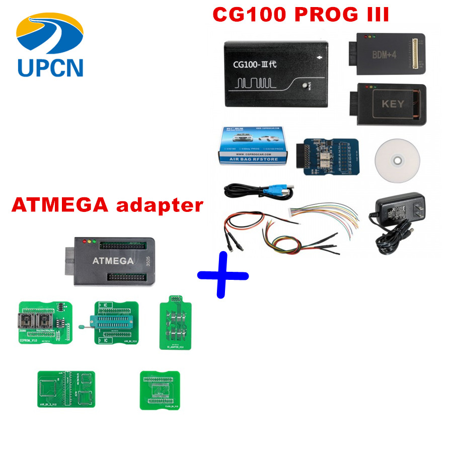 Cg100 Prog Iii Airbag Restore Devices Atmega Adapter With Delica Central Locking Wiring Diagram 35080 Eeprom And 8pin Chip In Code Readers Scan Tools From Automobiles Motorcycles On