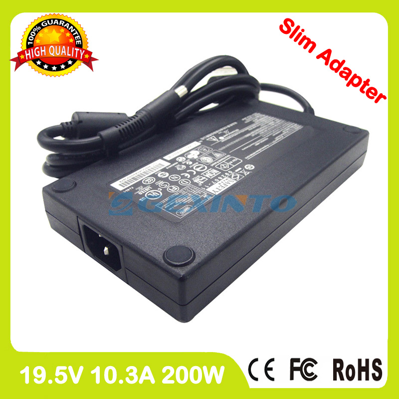 HSTNN-CA24 19.5V 10.3A laptop ac adapter power charger for HP EliteBook 8730w 8740w Mobile Workstation ADP-200CB BA HSTNN-DA16 19 5v 11 8a 230w laptop charger ac adapter for hp elitebook 8540w 8560w 8730w 8740w 8750w 8760w 8770w hp 693714 001 hstnn da12