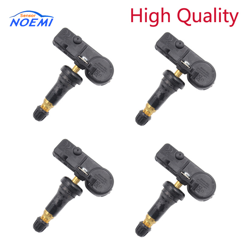 YAOPEI 4pcs 9673860880 TPMS Sensor Tyre Tire Pressure Monitor System For Peugeot 307 T5 308 T7