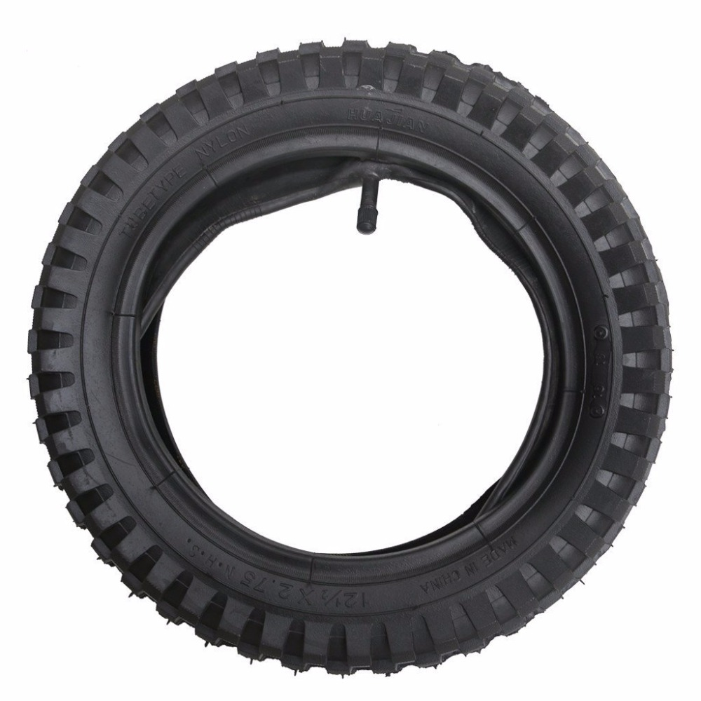 MYMOTOR 12 1/2 x 2.75 (12.5 x 2.75) Tire and Inner Tube For Mini ...