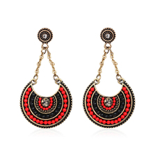 Colorful Bohemian Earrings