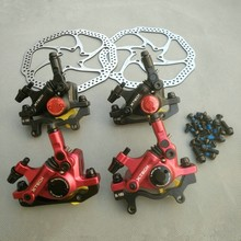 Taiwan ZOOM HB-100 Line Pulling Disc Brake Caliper Hydraulic With Rotors