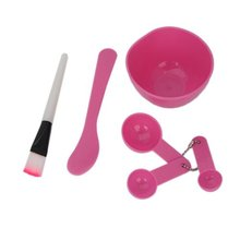 JEYL Hot New New DIY Beauty Set Gauge Facial Mask Stick Bowl Brush Spoon Beauty Tools Sets