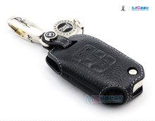Натуральная Кожа Ключа Автомобиля Чехол для HONDA JADE CRIDER ACCORD CIVIC SPIRIOR ODYSSEY 3 кнопки флип дистанционный Ключ Бумажника Ключ крышка