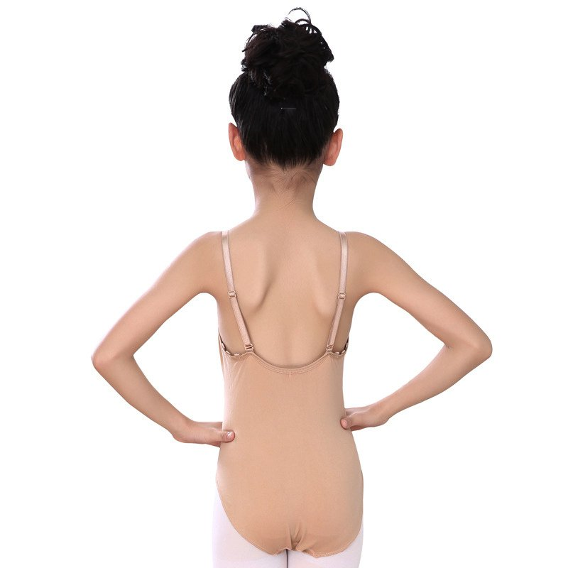 New Sweet Gymnastics Children Dance Clothes Leotard Girls Kids Dance Ballet Underwear