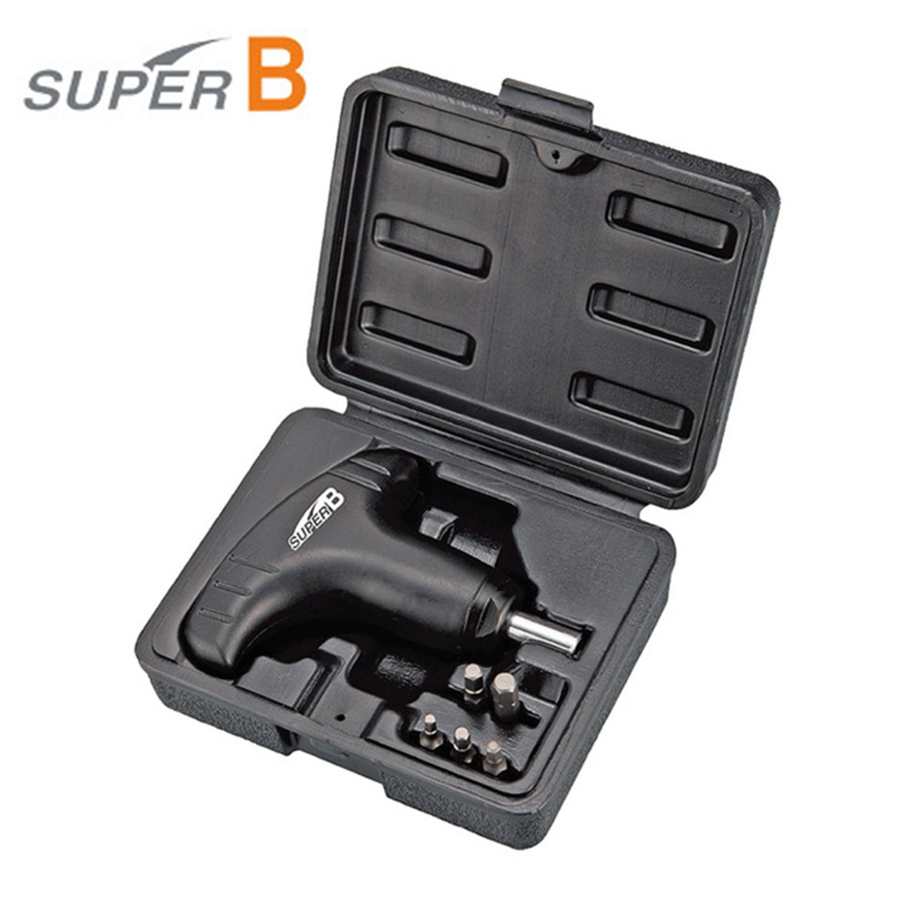 Super B TB-TW05 single torque wrench set 5NM torque Preset torque wrench bicycle toolSuper B TB-TW05 single torque wrench set 5NM torque Preset torque wrench bicycle tool