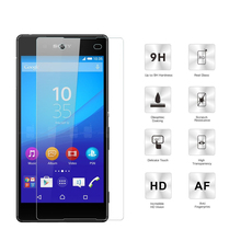 2.5D 0.26mm 9H Premium Tempered Glass For Sony Xperia Z3 Plus Screen Protector Toughened protective film for Sony Xperia Z4 * шкрыль а ms project 2007 совр управление проектами