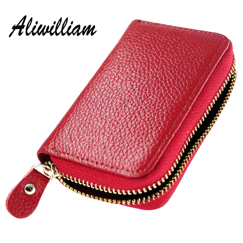 Genuine Leather Zipper Women Card Holders 2017 Small Female Coin Purse Wallets Cardholder Women ID Cards Case Coin Holder TY-S13 2008 donruss sports legends 114 hope solo women s soccer cards rookie card