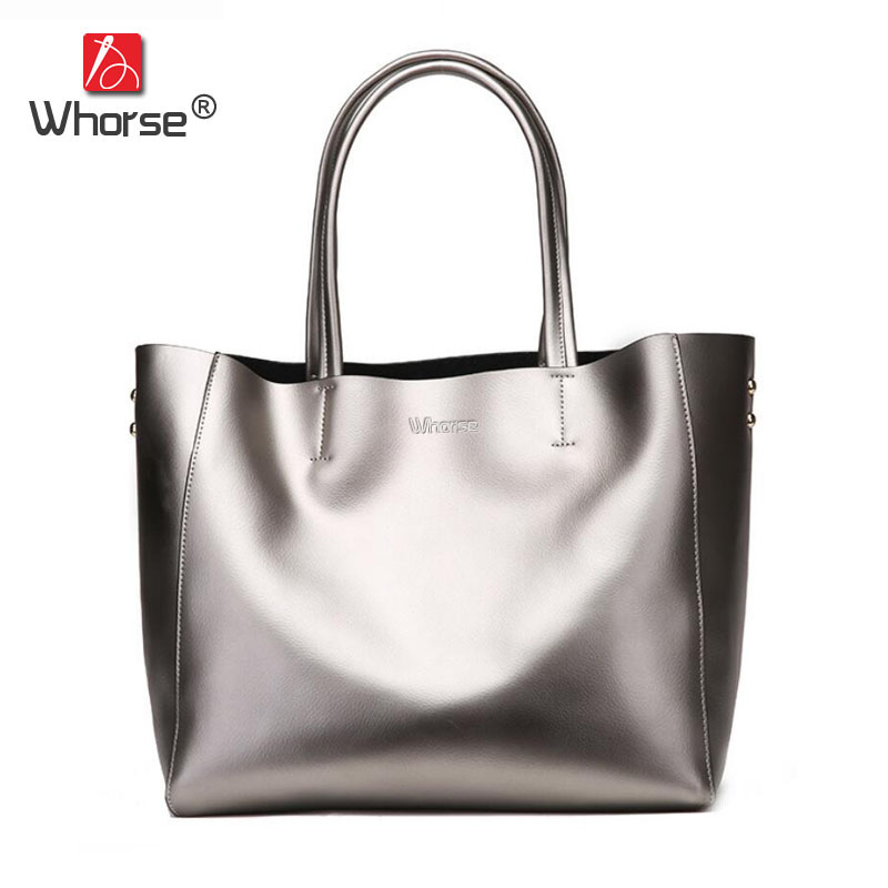 Famous Brand Large Capacity Casual Tote Composite Bag Genuine Leather Womens Handbag Messenger Shopping Bags For Women W06020 famous brand womens bags luxury genuine leather tote bag designer womens handbags large capacity female shoulder messenger bags