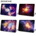 Venda quente colorido caso céu para apple macbook air 13 caso do ar 11 Pro 13 Retina 12 13 15 Bolsa Para Laptop perfeito Padrão de Impressão